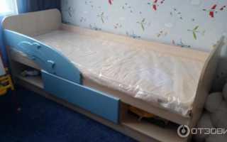 Инструкция по сборке детской кровати дельфин