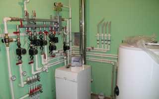Что нужно для газового отопления