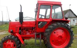 Трактор лтз 55а