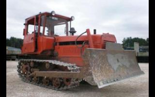 Ходовая часть гусеничного трактора дт 75