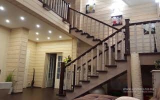 Как расположить лестницу в доме