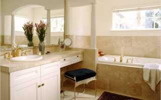 Ванная комната как обустроить