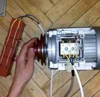 Как спаять конденсаторы для запуска электродвигателя