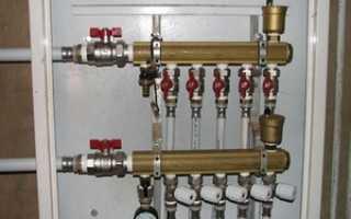 Схема водопровода в частном доме фото