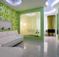 Комната 20 метров спальня гостиная