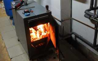 Экономичные дровяные котлы для отопления частного дома