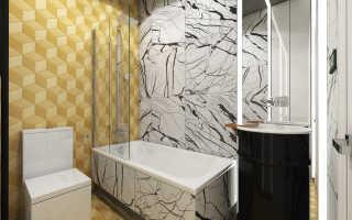 Ванная комната интерьер реальные фото