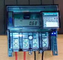 Как списывать показания счетчика электроэнергии меркурий