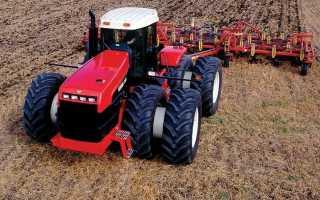 Трактор бюлер версатайл 435