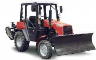 Новые белорусы трактора