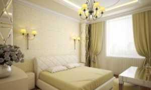 Ремонт спальни реальные фото