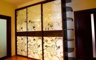 Варианты фасадов шкафов