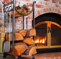 Длина дров для печи