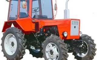 Трактор т 30 с передним ведущим мостом