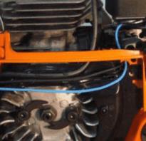Принцип работы магнето бензопилы