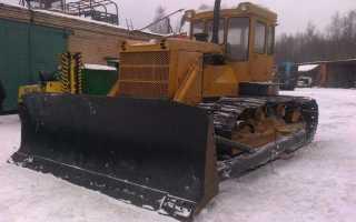 Трактор чтз 170