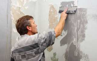 Секреты шпаклевания стен
