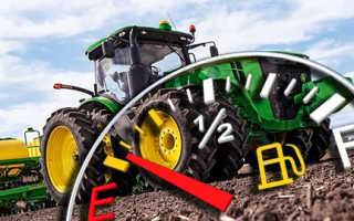 Нормы расхода топлива для трактора valtra t160