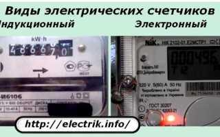 Как считает счетчик электроэнергии