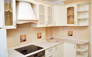 Кухня для маленькой квартиры фото