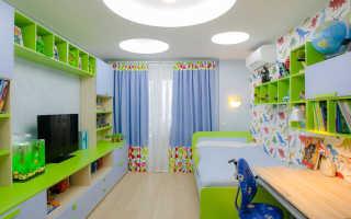 Фото штор для детской