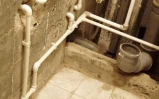 Способы соединения труб водопровода