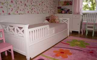 Детские кровати с ящиками для хранения фото