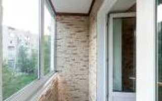 Ремонт маленьких балконов