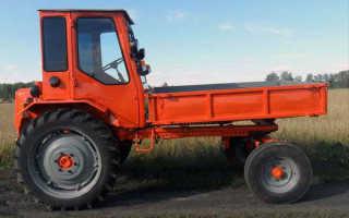 Трактор топ топ т 16