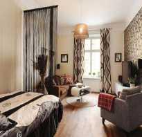 Дизайн комнаты зал спальня