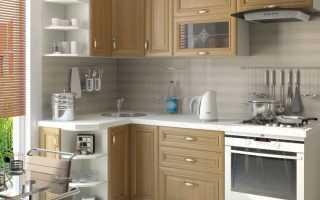 Кухня дизайн шкафов
