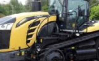Трактор challenger mt865c